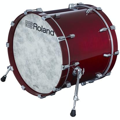 Roland KD-222-GC Kick Drum Pad Gloss Cherry