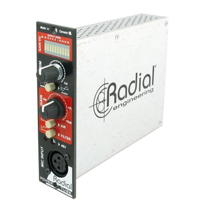 Bild på Radial PowerTube Mic Preamp