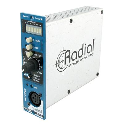 Bild på Radial PowerPre - Multi-voice Mic Preamp