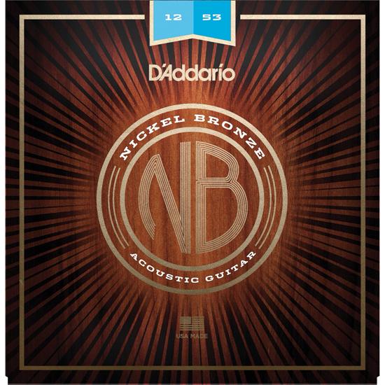 D'Addario NB1253 Nickel Bronze