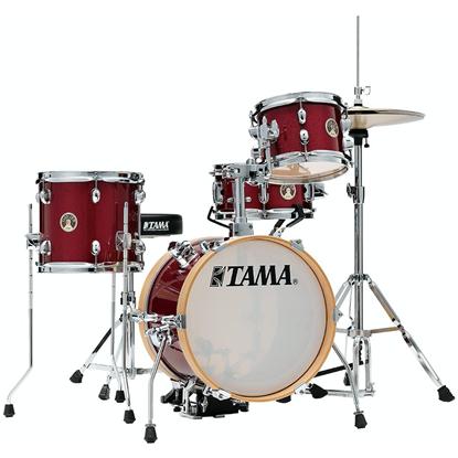 Tama Club-JAM Flyer Kit LJK44H4-CPM Candy Apple Mist