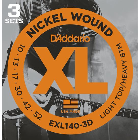 D'Addario EXL140-3D