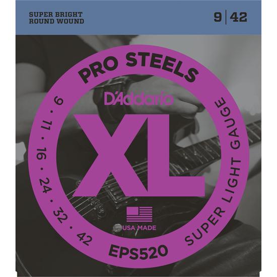 D'Addario EPS520 Pro Steels