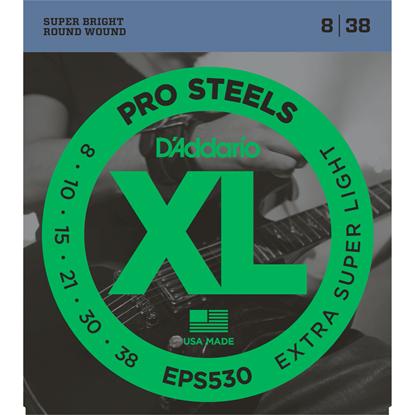 D'Addario EPS530 Pro Steels