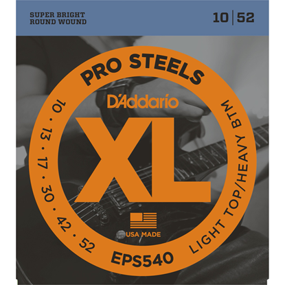 D'Addario EPS540 Pro Steels