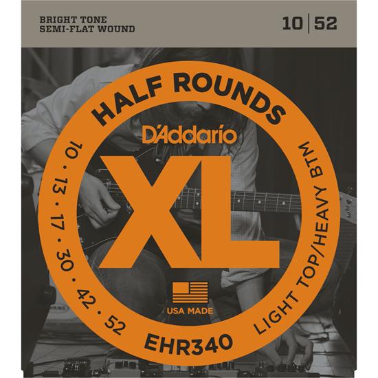 D'Addario EHR340 Half Rounds