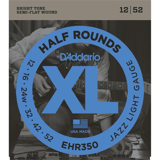 D'Addario EHR350 Half Rounds