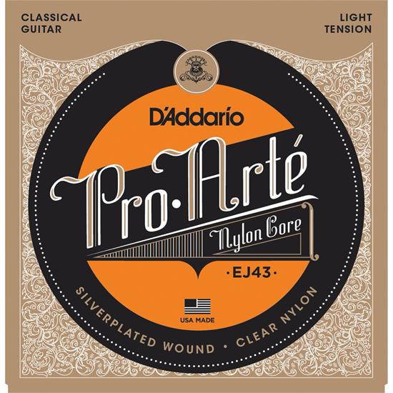 D'Addario EJ43 Pro Arté Light Tension