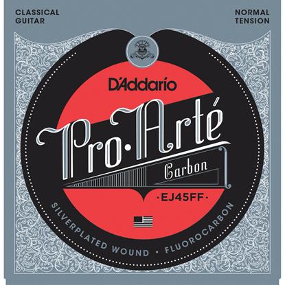 D'Addario EJ45FF Pro Arté Normal Tension Dynacore/Carbon