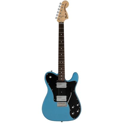 Bild på Fender Limited 70s Telecaster® Deluxe  with Tremolo Lake Placid Blue Made in Japan
