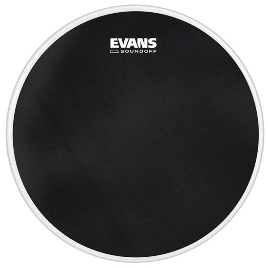 "Evans SoundOff 18"" Mesh Drumhead"