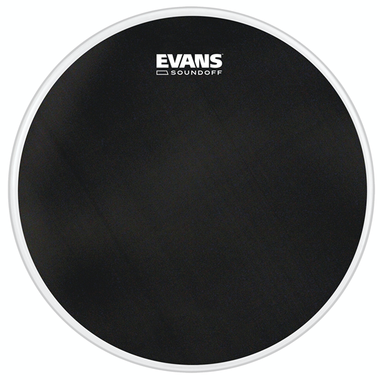 "Evans SoundOff 18"" Bass Drum Mesh Drumhead"