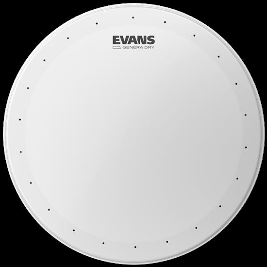 """Evans Genera Dry 13"""" Coated Drumhead"""