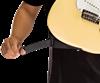 """Bild på Fender 2"""" Right Height™ Rayon Strap Black"""