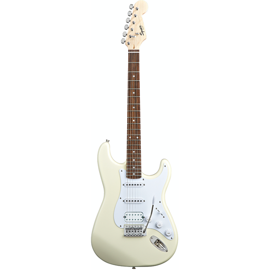 Squier Bullet Stratocaster® HSS Arctic White