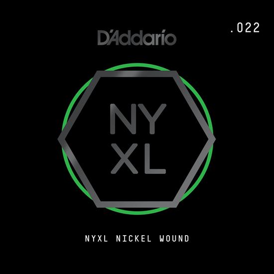 D'Addario NYNW022 NYXL Nickel Wound