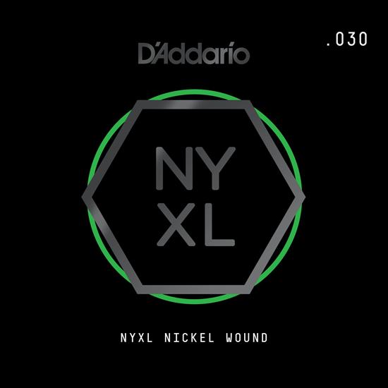 D'Addario NYNW030 NYXL Nickel Wound