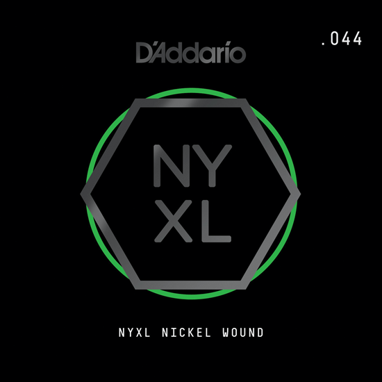 D'Addario NYNW044 NYXL Nickel Wound