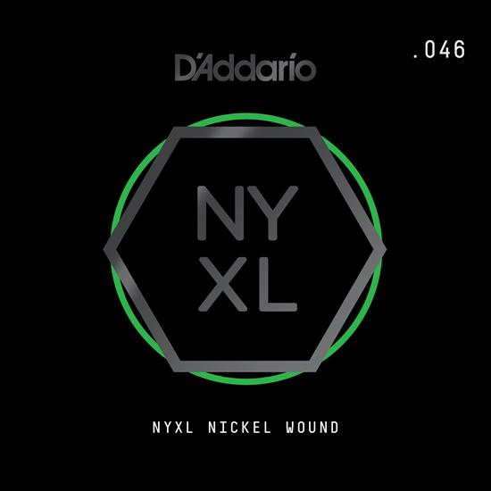 D'Addario NYNW046 NYXL Nickel Wound