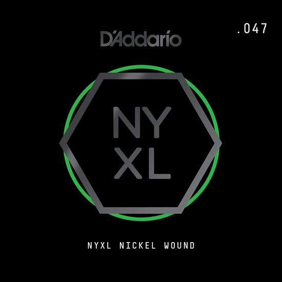 D'Addario NYNW047 NYXL Nickel Wound