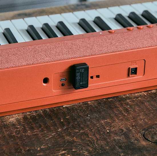 Bild på Casio WU-BT10 Bluetooth MIDI & Audio Adapter
