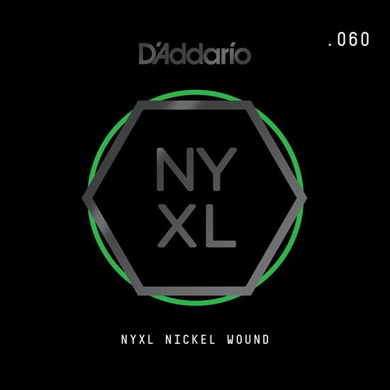 D'Addario NYNW060 NYXL Nickel Wound
