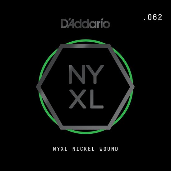 D'Addario NYNW062 NYXL Nickel Wound