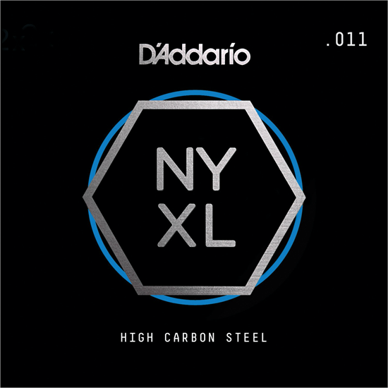 D'Addario NYS011 NYXL Plain