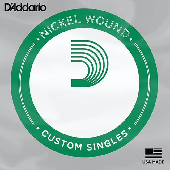 D'Addario XLB145 XL Single Nickel Wound