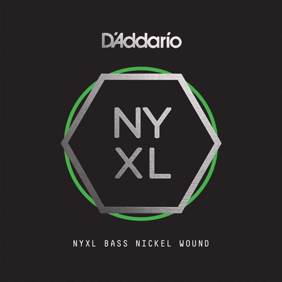 D'Addario NYXLB032 NYXL Single Nickel Wound