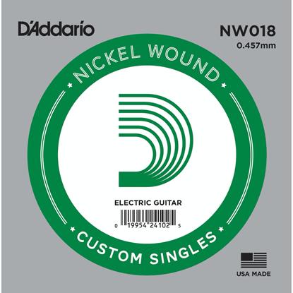 D'Addario NW018 Nickel Wound