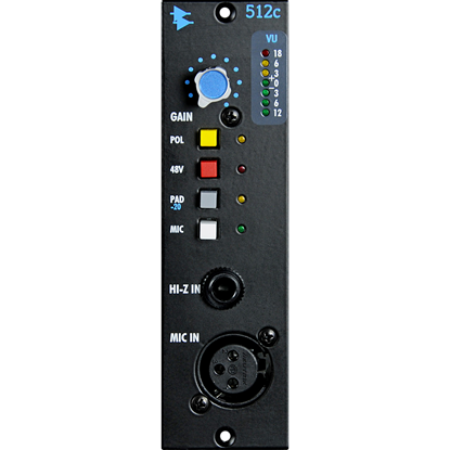 Bild på API Audio 512c Discrete Mic / Line Pre