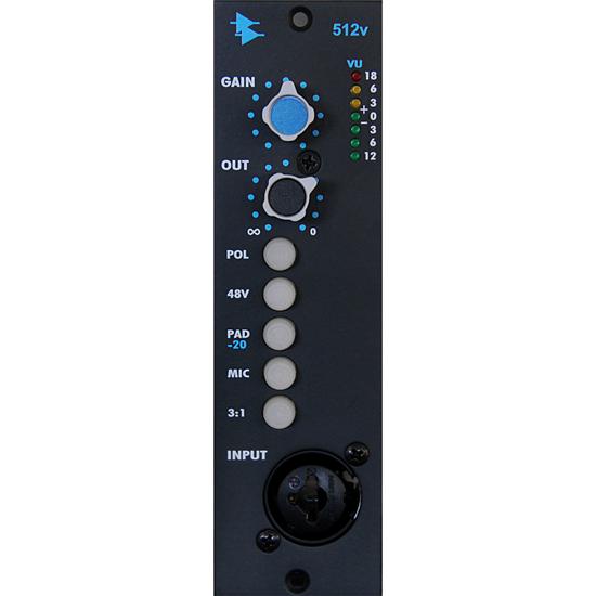 Bild på API Audio 512v Discrete Mic / Line Pre