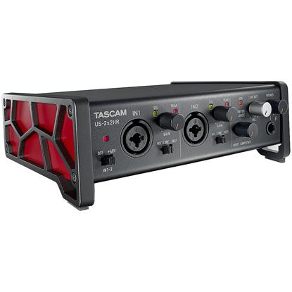 Tascam US-2x2HR High Resolution Versatile USB Audio/MIDI Interface