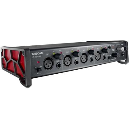 Tascam US-4x4HR High Resolution Versatile USB Audio/MIDI Interface