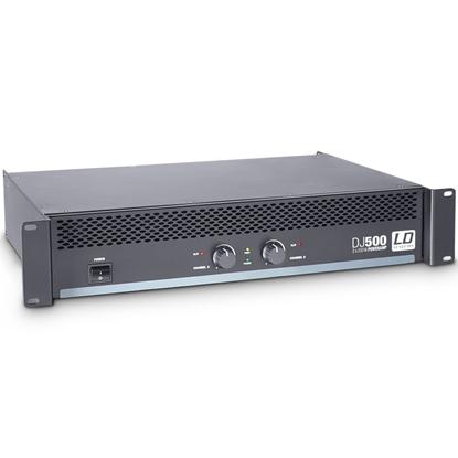 LD Systems DJ 500 PA Power Amplifier