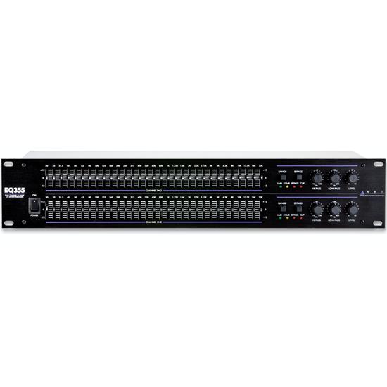 ART EQ355 Dual 31 Band EQ