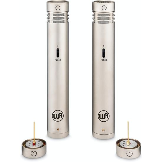 Warm Audio WA-84 Premium Stereo Package