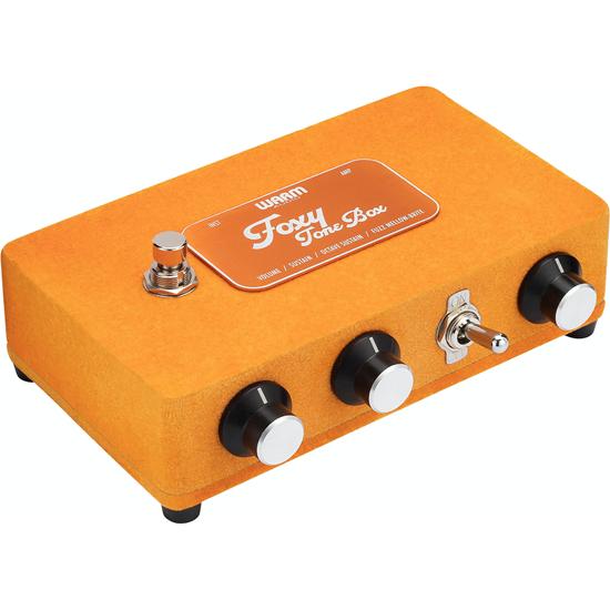Warm Audio Foxy Tone Box