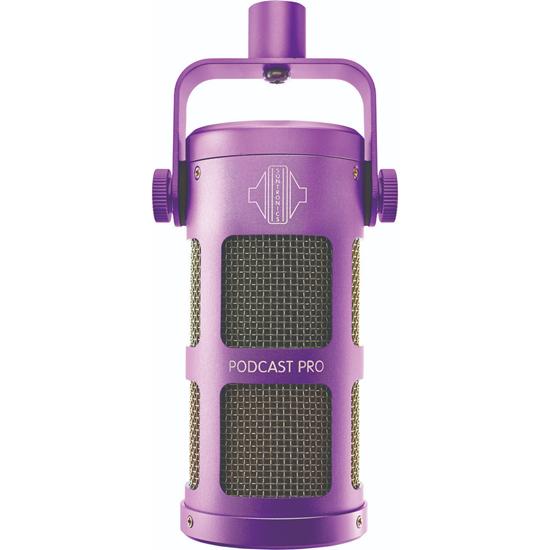 Sontronics Podcast Pro Purple