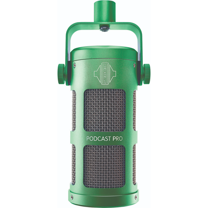 Sontronics Podcast Pro Green