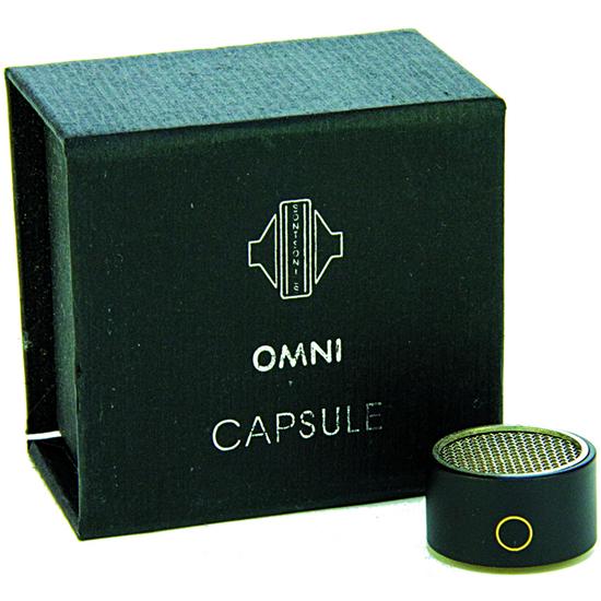 Sontronics STC-1 Omni Capsule Black