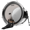 """Evans EMAD 2 22"""" Bass Drumhead"""