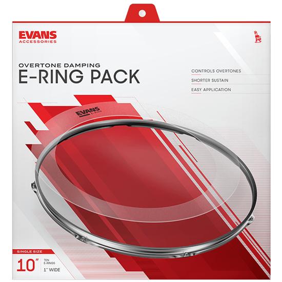 """Evans E-Rings 10"""" Filler Pack E10ER1"""
