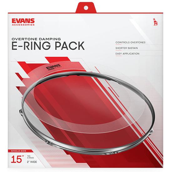 """Evans E-Rings 15"""" Filler Pack E15ER2"""