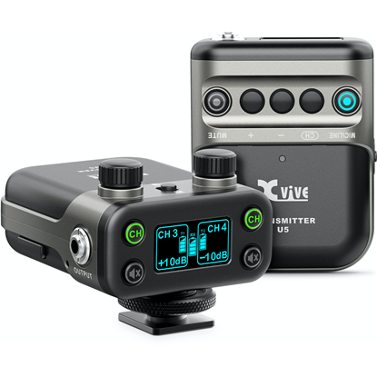 vive U5 Wireless Audio For Video System