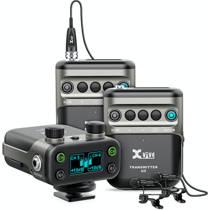Xvive U5T2 Wireless Audio For Video System