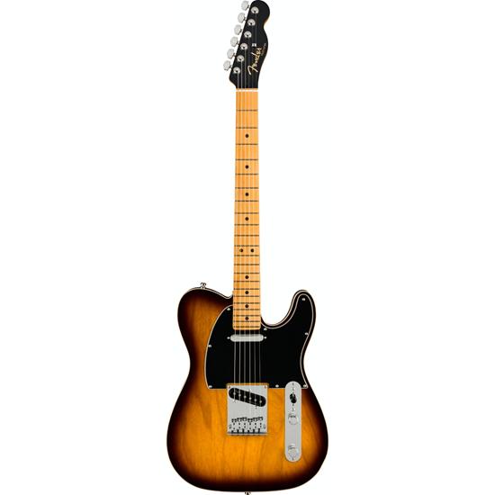 Fender American Ultra Luxe Telecaster® Maple Fingerboard 2-Color Sunburst