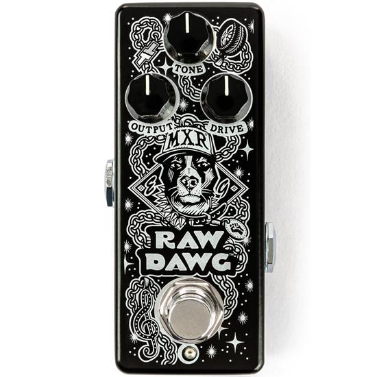 MXR® Raw Dawg™ Overdrive EG74