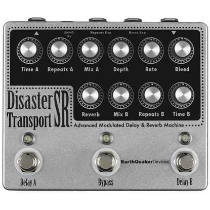 Earthquaker Devices Disaster Transport SR™ v2
